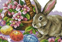 Embroidery | Easter Eggstra