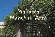 The best markets on Mallorca / A good selection of the weekly markets that take place on Mallorca. They are definiteley worth a visit