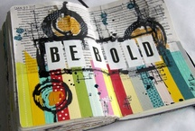 Inspiring Sketches and Collages