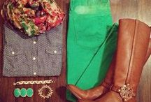 Outfit Inspiration / by Katie Halma