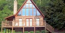 Pigeon Forge Cabins & Chalets / Plan your getaway in one of our beautiful cabins or chalets in Pigeon Forge, TN
