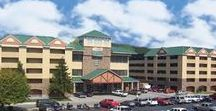 Pigeon Forge Hotels & Motels / From popular chains and resort hotels to budget-friendly properties, find the perfect place to relax in Pigeon Forge.