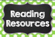 Reading / Anchor Charts, Management Ideas, and More!