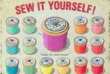 Sew Many Ideas / by Kathy Ennis