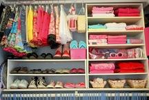 Closet Space / DIY Closet Organization, Closet Tips and How To Make Your Closet an Organized Dream Space