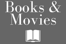 books and movies / To read or to watch *Affiliate links disclosed