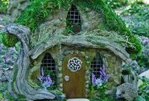 Fairy Dwellings / by Jannie Dough