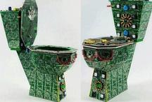 Arboles,lugares y objetos raros / by Luisa Elena Silvio