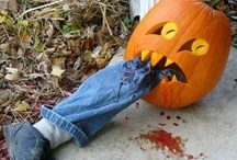 DIY Pumpkins and Jack-o-lanterns / DIY Halloween Pumpkin Carving Ideas and DIY Jack-o-laterns that will scare and entertain this Hallows Eve!