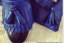 shoes: inspiration & DIY / www.inspirationrealisation.com / by Donatella inspiration&realisation