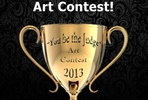 """You be the Judge"" Art Contest 2013 / Grand Prize package worth over $8,000. This album includes products and opportunities from each of the sponsors of the ""You be the Judge"" art contest 2013. Keep in mind that each of the products listed are part of one large package that will be awarded to the Grand Prize winner. I'll be posting details in the coming weeks about how to enter the contest at http://www.YouBeTheJudgeArtContest.com/"