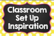 Classroom Set Up Inspiration