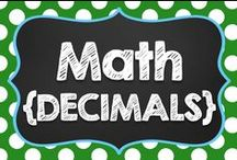 Math {Decimals}