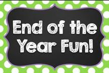 End of the Year Fun