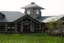 LeConte Center / This distinctive new multi-purpose facility with mountain lodge ambiance is the perfect stage for: large assembly events, competitive events, trade shows, festivals, and special events.