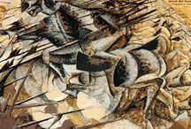 Art History-Cubism and Futurism