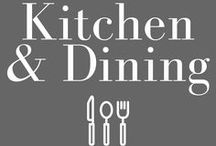 kitchen and dining / *Affiliate links disclosed
