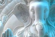 Ganesha / by Jannie Dough