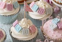 Baby shower ideas / Organising a baby shower?  Here's some ideas to inspire you from food, drinks, games and decor