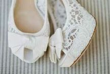 Wedding shoes / Different wedding shoes for your special day.