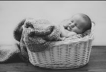 Newborn Photography / Photographs of newborn babies, including feet, hands and pictures with parents. This is a newborn photography board.