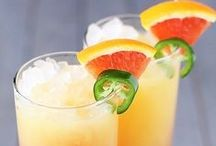 Summer Cocktails / Virgin and alcohol cocktails perfect for Summer