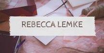 Rebecca Lemke Blogs / The best of Rebecca Lemke's articles from rebeccalemke.com, newcrunchymom.com, and thatnewcrunchymom.wordpress.com!