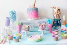 Kids Party: Themes, Decor + Inspiration / Ideas for your kid's next birthday party overflow-ith. Find inspiration for boys' and girls' birthday themes, decorations, invitations, party favors, food, drinks, cakes, party games and more. Happy Birthday little one.