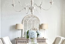 D i n i n g  R o o m / Inspiration for a warmer dining space