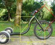 Drift trike SEM Motor