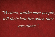 Writing tips - Writer's mind / About writing, writers, to write...
