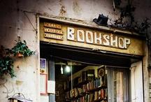 Library - Bookshops - Pavement bookshops / Bits of heaven among the concrete jungle and claustrophobia...