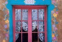 Exteriors-Windows-Doors / by Margaret Varney