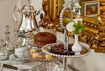 TABLE ROYAL / by Azza Shesheny