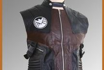 HAWKEYE LEATHER JACKET