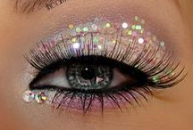 Eyes colors and Make-up