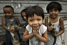 For the Love of Children / Prayers and Blessings to Our Children  / by Katrina's Loves
