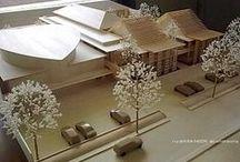 architectural model / Architectural model