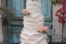 Sanelas Tortenwelt Wedding cake Hochzeitstorte Vintage wedding / Hochzeitstorte Wedding Cake Sweet Table