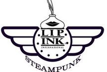 Steampunk Lip Color / Created for your individual artisan lifestyle.