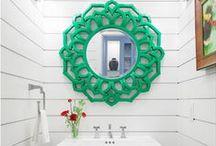 Decoração - Banheiros / by Três em Casa