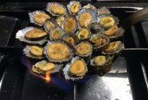 Pratos de Hoje / Hoje temos Arroz de lapas Barriga de atum grelhado (este prato é conhecido na Madeira por ventrecha de atum) E lapas grelhadas. Para começar recomendamos as maravilhosas lapas grelhadas.