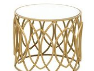 :::::ROYAL DECOR TABLE-GOLD:::::STOLIK ROYAL DECOR ZŁOTY / Metalowe stolik kawowy Royal Decor w stylu New York Glamour. Piękny ażurowy wzór, precyzja wykonania, możliwość modyfikacji kolorów i blatów. // Royal Decor metal table. This beautiful coffee table has extremely interesting, openwork pattern. it will look perfect in New York style interiors or glamour spaces.