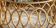 :::::ROYAL DECOR TABLE SPECIAL EDITION::::: / Metalowe stolik kawowy Royal Decor w stylu New York Glamour. Piękny ażurowy wzór, precyzja wykonania, możliwość modyfikacji kolorów i blatów. // Royal Decor metal table. This beautiful coffee table has extremely interesting, openwork pattern. it will look perfect in New York style interiors or glamour spaces.