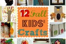 Fall Crafts for Kids / In spirit of the Fall Festival & Corn Maze, Barton Hill Farms pins fall crafts for kids!