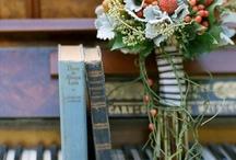 Vintage Inspirations / Vintage wedding inspiration.