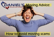 Moving Advice / by Daniel's Moving