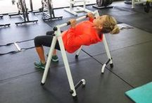 Yes You Can Do Pull-ups / Instead of pull-ups do Inverted Pull-ups and make those impossible pull-ups - POSSIBLE with the Portable Pull-up Bar by WorkHorse Fitness.