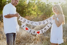 Save the Date/Wedding Ideas