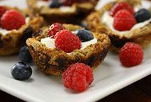 Healthy Dessert Recipes / Healthy Dessert Recipes that are tasty, quick and easy to prepare, and have full nutrition information.